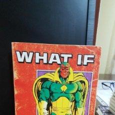 Cómics: WHAT IF RETAPADO TOMO NUMERO 6. Lote 220095033