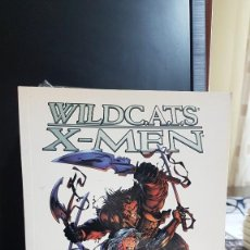 Cómics: X MEN VS WILDCATS. Lote 220100373