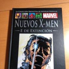 Cómics: NUEVOS X - MEN. E DE EXTINCIÓN VRANT MORRISON Y FRAK QUITELY. MARVEL. Lote 220417345