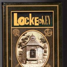 Cómics: LOCKE & KEY 1 DE JOE HILL Y GABRIEL RODRIGUEZ - PANINI / IDW / OMNIBUS / NUEVO Y PRECINTADO. Lote 220494961
