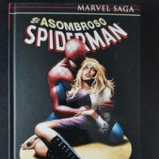 Comics: MARVEL SAGA. ASOMBROSO SPIDERMAN Nº 07: A FLOR DE PIEL. Lote 220677602