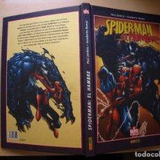 Cómics: SPIDERMAN - EL HAMBRE - BEST OF MARVEL ESSENTIALS - TAPA DURA - PANINI COMIC - NUEVO. Lote 220924688