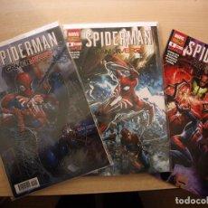 Cómics: SPIDERMAN - GAMERVERSE - 3 NÚMEROS - 1, 2, Y 3 - PANINI COMIC - NUEVOS. Lote 220956523