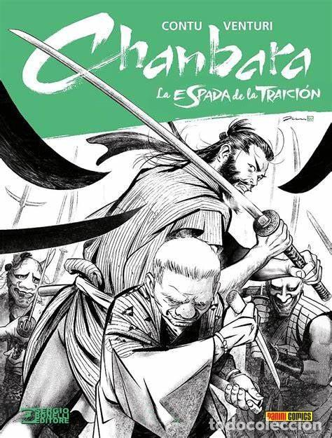 CHANBARA 03: LA ESPADA DE LA TRAICION (Tebeos y Comics - Panini - Otros)