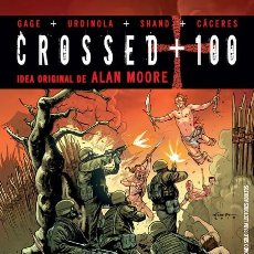 Cómics: CROSSED + 100 04. MIMIC (COMIC). Lote 220987302