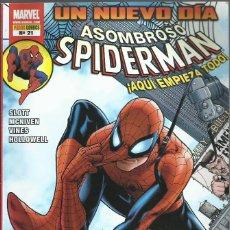 Cómics: EL ASOMBROSO SPIDERMAN Nº21 ( JULIO 2008). Lote 221126478