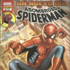 Cómics: EL ASOMBROSO SPIDERMAN Nº22 ( AGOSTO 2008). Lote 221128128