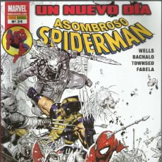 Cómics: EL ASOMBROSO SPIDERMAN Nº24 ( OCTUBRE 2008). Lote 221128691