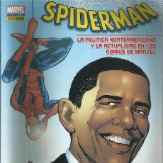 Cómics: SPIDERMAN Y OBAMA. Lote 221133645