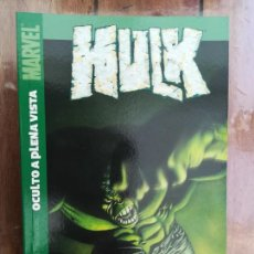 Cómics: HULK. OCULTO A PLENA VISTA. PANINI. Lote 221167148