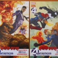 Fumetti: REINADO OSCURO LOS 4 FANTÁSTICOS 2 NÚMS. COMPLETA - PANINI - IMPECABLE. Lote 221172583