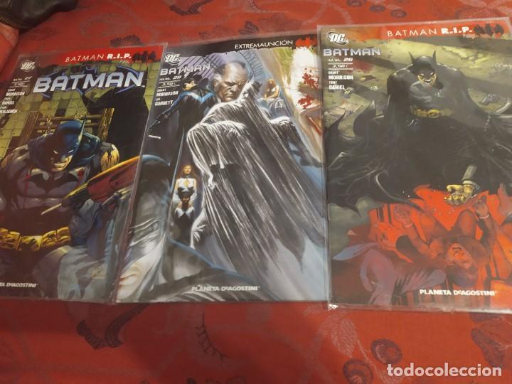 BATMAN 26,27,28 RIP EXTREMAUNCION (Tebeos y Comics - Panini - Otros)