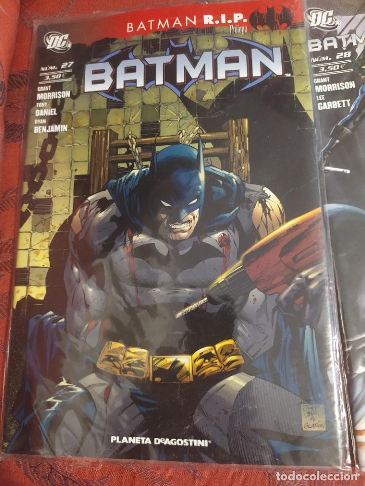 Cómics: Batman 26,27,28 rip extremauncion - Foto 2 - 221392267