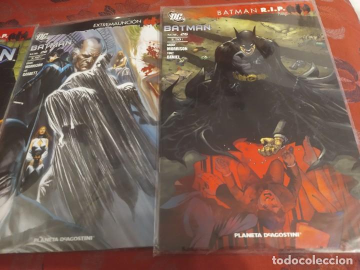 Cómics: Batman 26,27,28 rip extremauncion - Foto 3 - 221392267