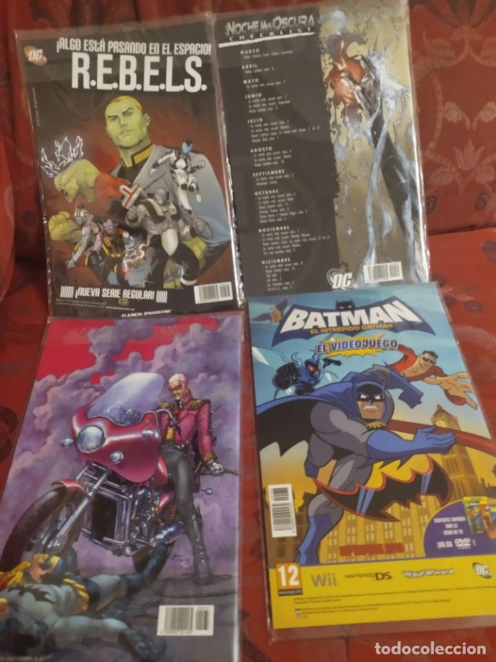 Cómics: Batman renacido saga n° 35,36,37,38 Morrison - Foto 2 - 221395493