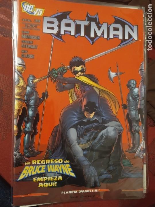 BATMAN 39 EL REGRESO DE BRUCE WAYNE (Tebeos y Comics - Panini - Otros)