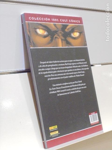 Cómics: RED SONJA CONTRA THULSA DOOM COLECCION 100% CULT COMICS - PANINI - Foto 2 - 221409573