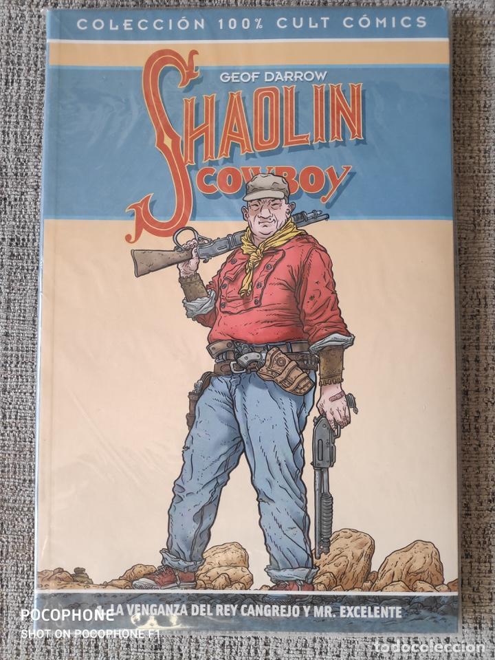 SHAOLIN COWBOY DE GEOF DARROW PANINI COMICS (Tebeos y Comics - Panini - Otros)