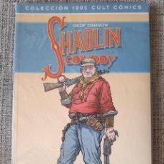 Cómics: SHAOLIN COWBOY DE GEOF DARROW PANINI COMICS. Lote 221419731