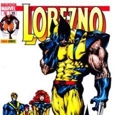 Comics : BIBLIOTECA MARVEL: LOBEZNO Nº 23 (ULTIMO NUMERO DE 72 PÁGINAS). Lote 221505692