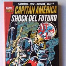 Cómics: MARVEL GOLD CAPITAN AMERICA-SHOCK DEL FUTURO. Lote 221582347