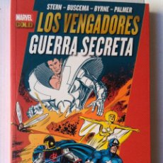 Cómics: MARVEL GOLD LOS VENGADORES-GUERRA SECRETA. Lote 221583075
