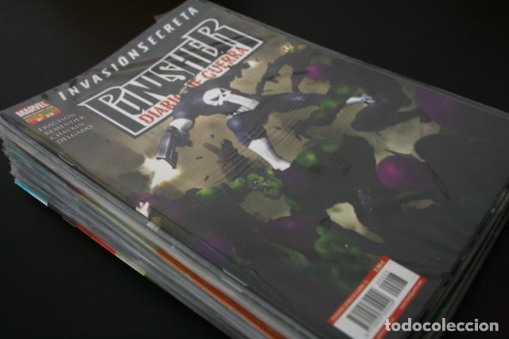 Cómics: Punisher diario de guerra completa 24 números - panini - Foto 3 - 221600265