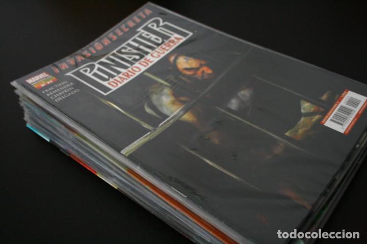 Cómics: Punisher diario de guerra completa 24 números - panini - Foto 4 - 221600265