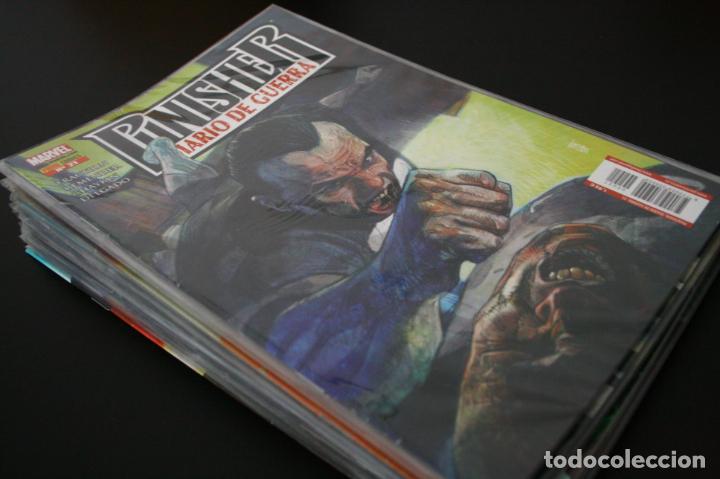 Cómics: Punisher diario de guerra completa 24 números - panini - Foto 5 - 221600265