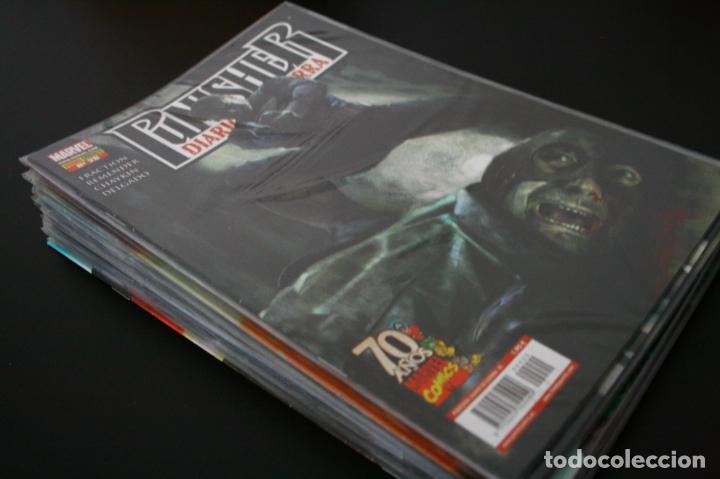 Cómics: Punisher diario de guerra completa 24 números - panini - Foto 6 - 221600265