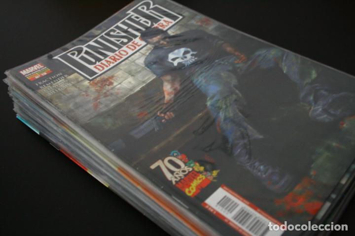 Cómics: Punisher diario de guerra completa 24 números - panini - Foto 7 - 221600265
