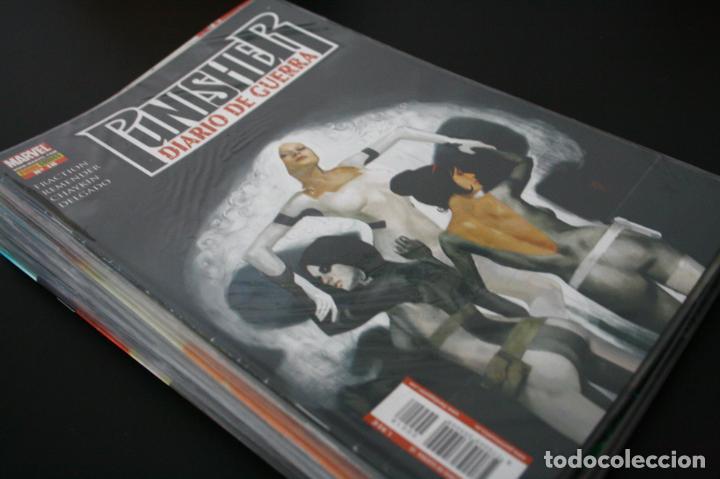 Cómics: Punisher diario de guerra completa 24 números - panini - Foto 8 - 221600265