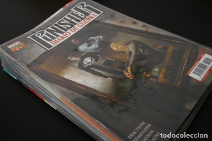 Cómics: Punisher diario de guerra completa 24 números - panini - Foto 9 - 221600265