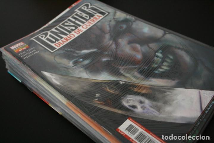 Cómics: Punisher diario de guerra completa 24 números - panini - Foto 10 - 221600265