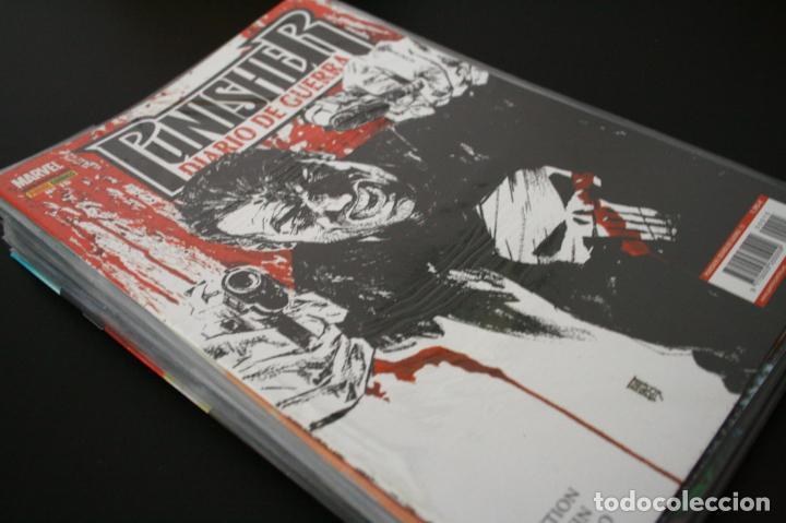 Cómics: Punisher diario de guerra completa 24 números - panini - Foto 11 - 221600265