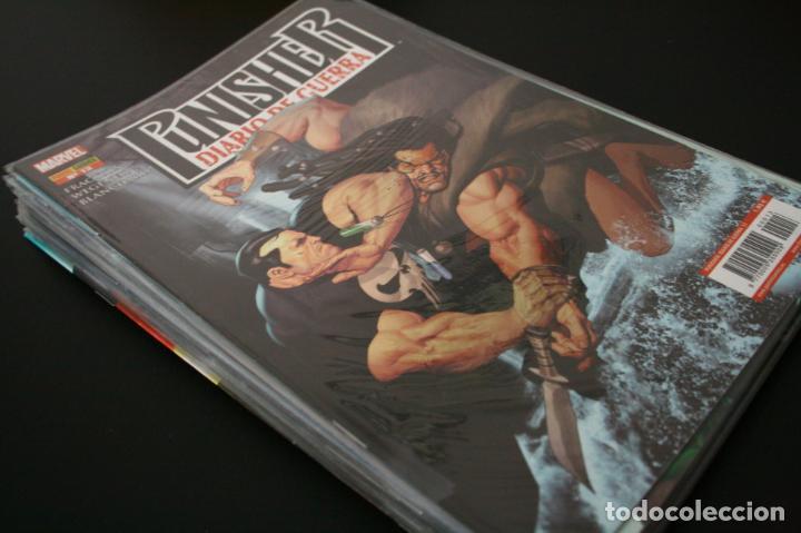 Cómics: Punisher diario de guerra completa 24 números - panini - Foto 13 - 221600265