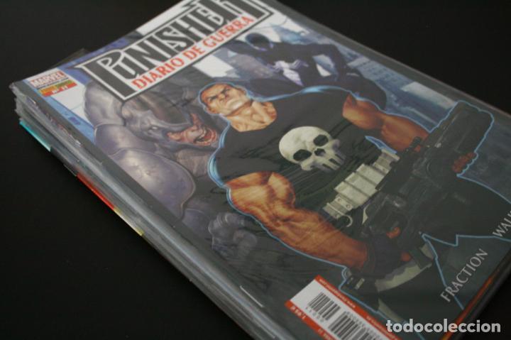 Cómics: Punisher diario de guerra completa 24 números - panini - Foto 15 - 221600265