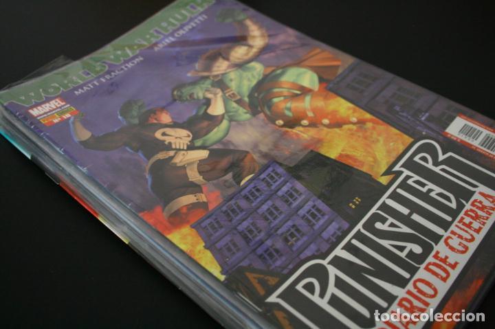 Cómics: Punisher diario de guerra completa 24 números - panini - Foto 16 - 221600265