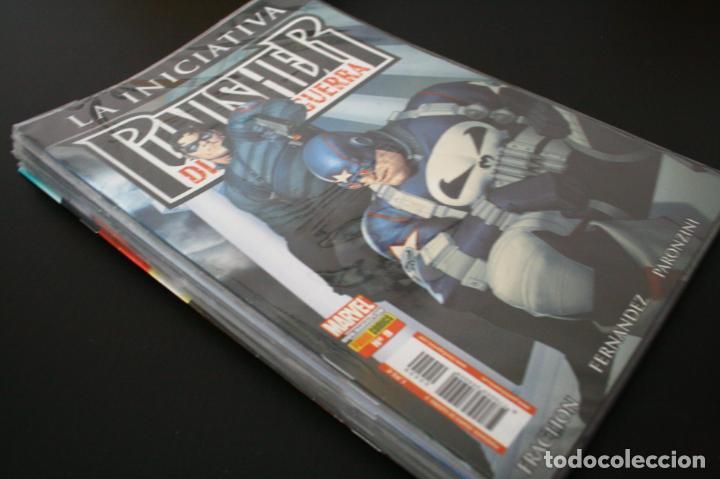 Cómics: Punisher diario de guerra completa 24 números - panini - Foto 17 - 221600265