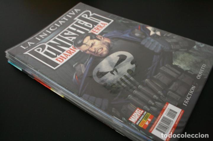 Cómics: Punisher diario de guerra completa 24 números - panini - Foto 18 - 221600265