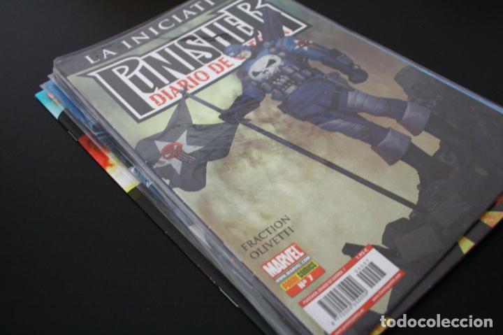 Cómics: Punisher diario de guerra completa 24 números - panini - Foto 19 - 221600265