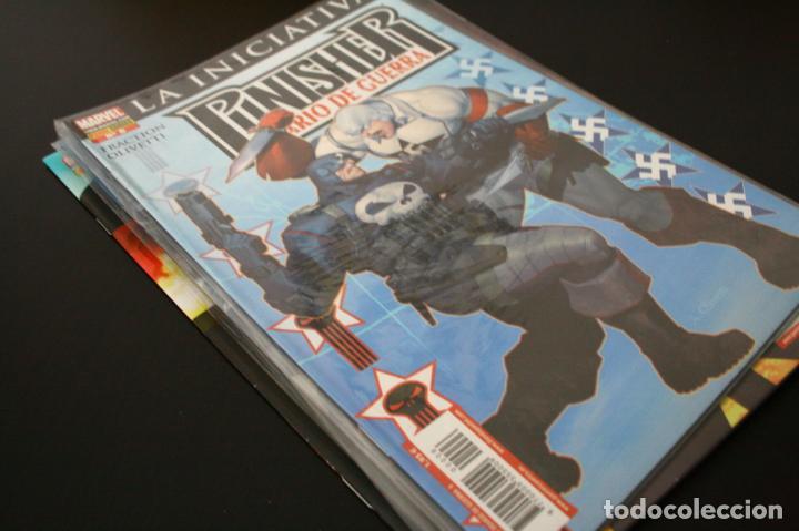 Cómics: Punisher diario de guerra completa 24 números - panini - Foto 20 - 221600265