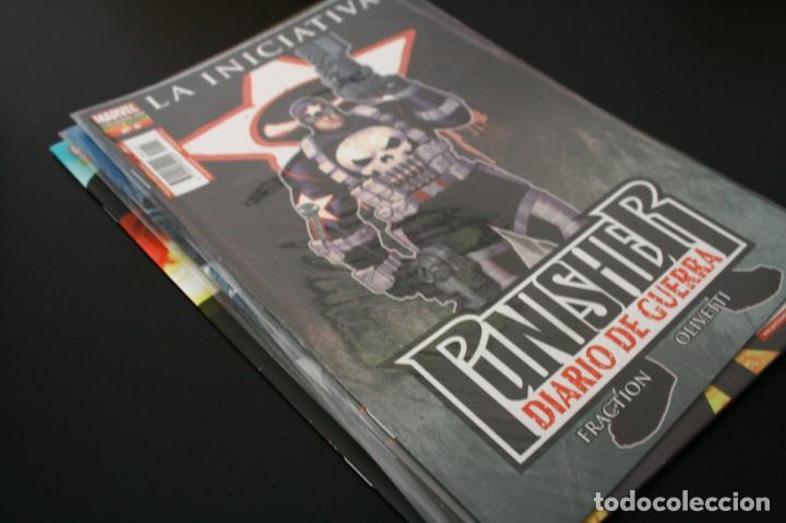 Cómics: Punisher diario de guerra completa 24 números - panini - Foto 21 - 221600265