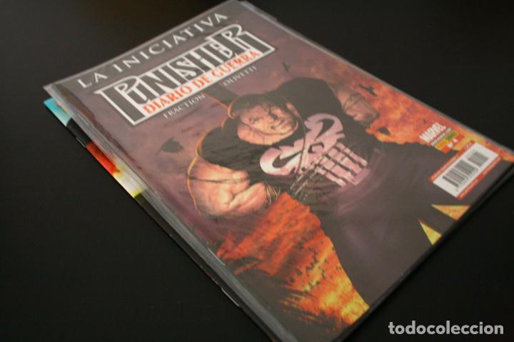 Cómics: Punisher diario de guerra completa 24 números - panini - Foto 22 - 221600265