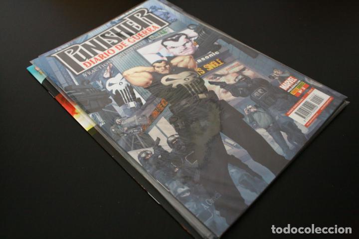 Cómics: Punisher diario de guerra completa 24 números - panini - Foto 23 - 221600265