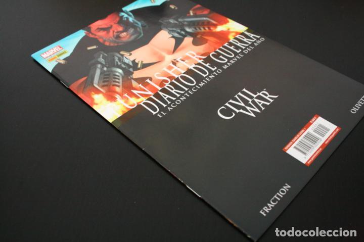 Cómics: Punisher diario de guerra completa 24 números - panini - Foto 25 - 221600265