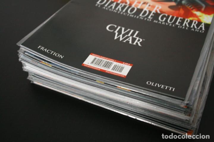 Cómics: Punisher diario de guerra completa 24 números - panini - Foto 26 - 221600265
