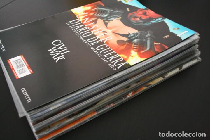 Cómics: Punisher diario de guerra completa 24 números - panini - Foto 27 - 221600265