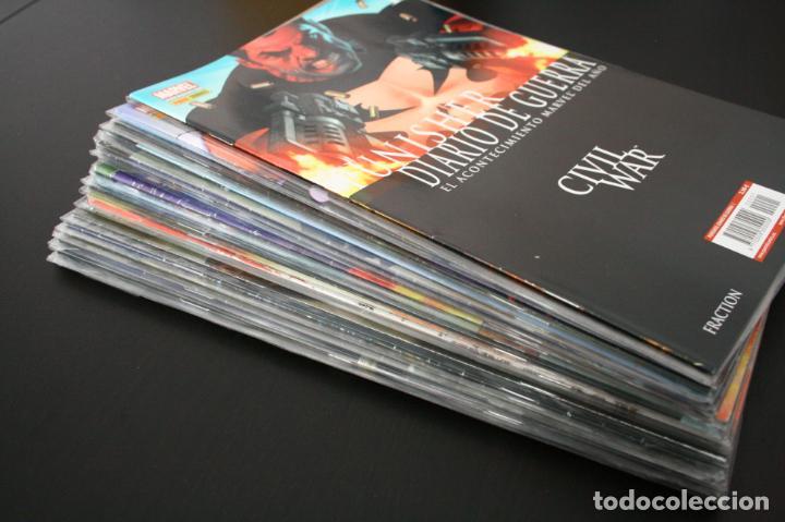 Cómics: Punisher diario de guerra completa 24 números - panini - Foto 28 - 221600265