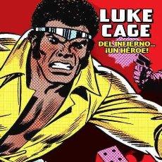 Cómics: MARVEL LIMITED EDITION: LUKE CAGE DEL INFIERNO... UN HEROE. Lote 221676871